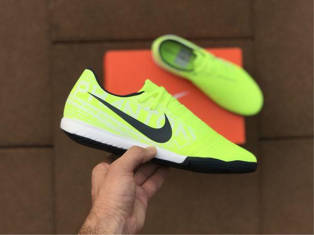 Nike PHANTOM VNM 41р/25,5см. Academy IC Футзалки. Не бутсы сороконожки