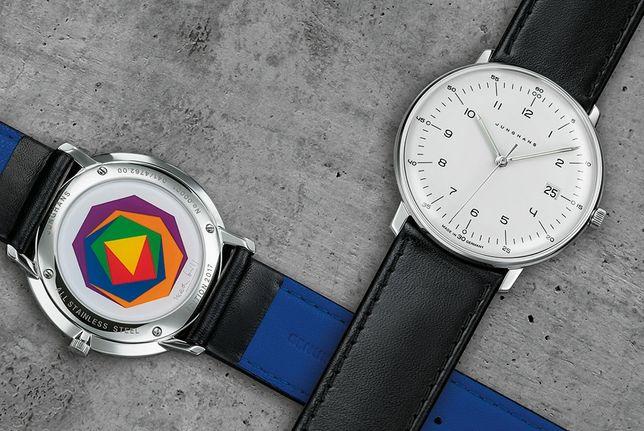 Zegarek kwarcowy Junghans Max Bill, limitowana edycja  2017.