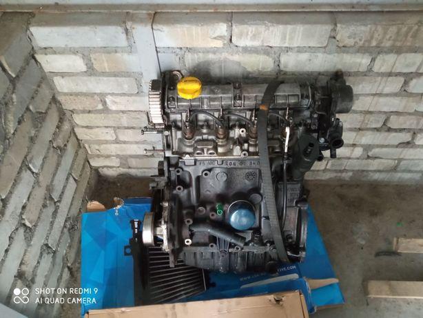 Мотор Renault Kangoo 1.9 дизель F8Q632