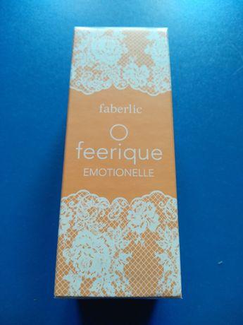 Продам парфюм от FABERLIK- O Feerigue emotionelle (новый)