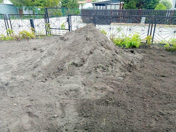 Oddam ziemię ogrodową pilnie