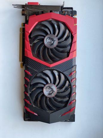 MSI PCI-Ex GeForce GTX 1070 Gaming X 8GB GDDR5 (256bit) (1582/8108) (D