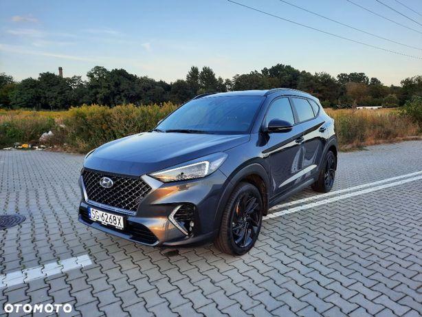 Hyundai Tucson Hyundai Tuscon z polskiego salonu 2020 177KM stan idealny