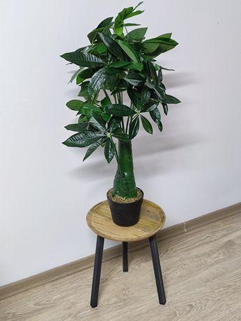Stolik pomocniczy, boczny dostawny, podstawka pod kwiaty LOFT