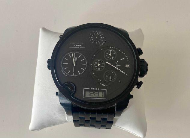 Męski zegarek Diesel DZ7214 - DUŻA TARCZA Wodoodporny 3 BAR Disel