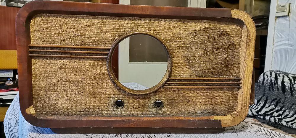 Sprzedam obudowę drewnianą od starego lampowego radia Jastrzębie-Zdrój - image 1
