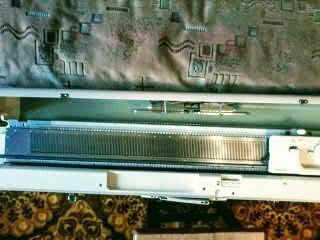Компьютерная вязальная машина Silver SK 840, новая, в упаковке, продам