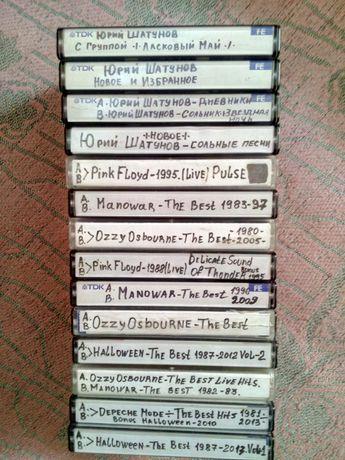 Аудиокассеты самоиздат