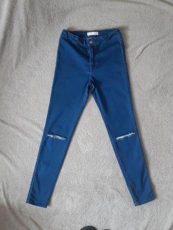 Nowe spodnie Zara, rozmiar S