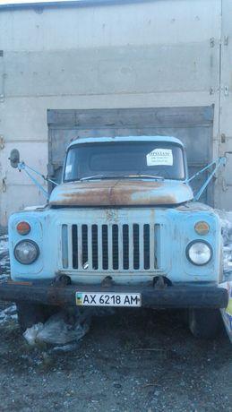 ГАЗ-53 самосвал  на ходу