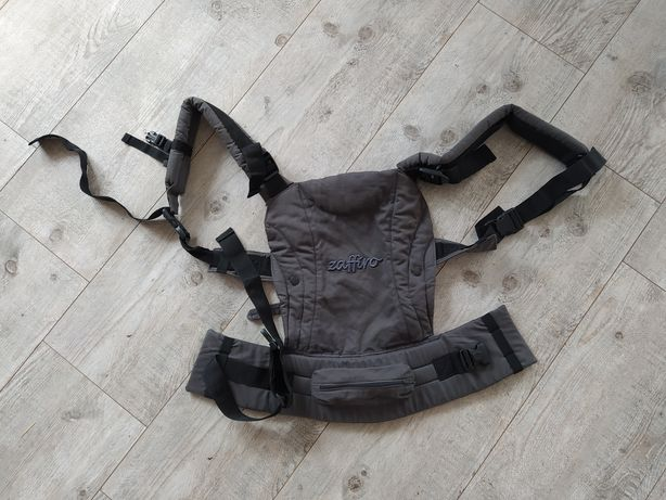Nosidło ergonomiczne nosidełko zaffiro