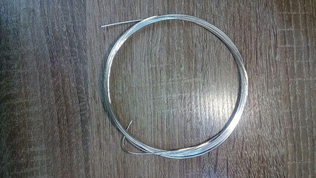 проволока, проволка, дріт срібний 925 для hand made.