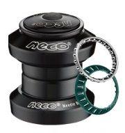 "Stery kierownicy aluminiowe 1 1/8"" Neco H738 H 738 NECO H738-AL. czarn"