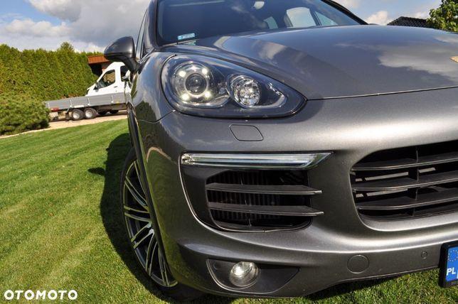 Porsche Cayenne S DIESEL 4.2 52000km