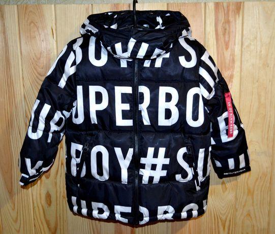 Куртка зимняя Reserved,размер 110
