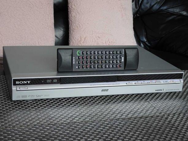 Nagrywarka DVD/HDD - SONY RDR-HX750 +Pilot - HDMI USB 100%OK