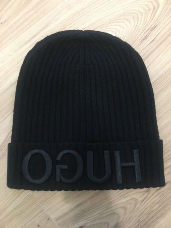Hugo Boss czapka zimowa