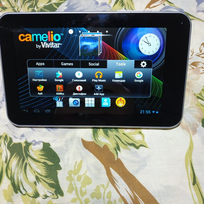Штатовский планшет Vivitar Noname. 7 дюймов. Днепр - изображение 1