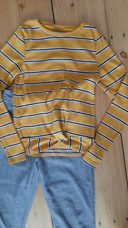 Spodnie i bluzka 140/152