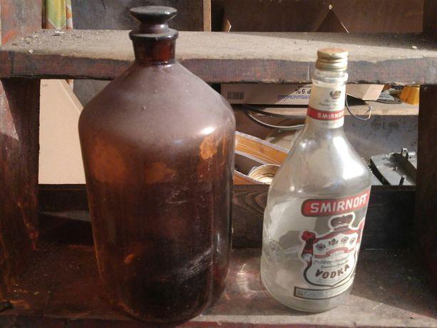 Бутылка бутль ретро на 5 литров