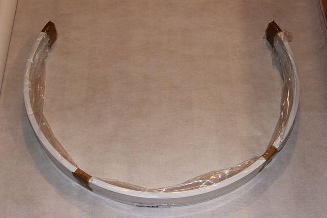 Sanplast KWAL KWAP ASP profil górny gięty C1220