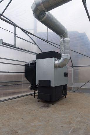 Piec nadmuchowy Nagrzewnica Powietrza HotAir Systems 100KW