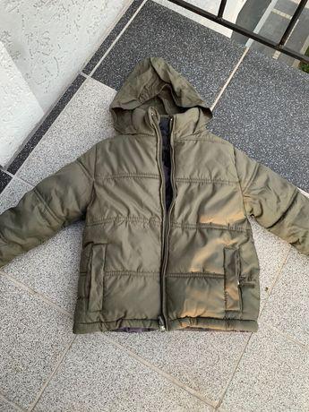 Курточка двох стороння на хлопчика