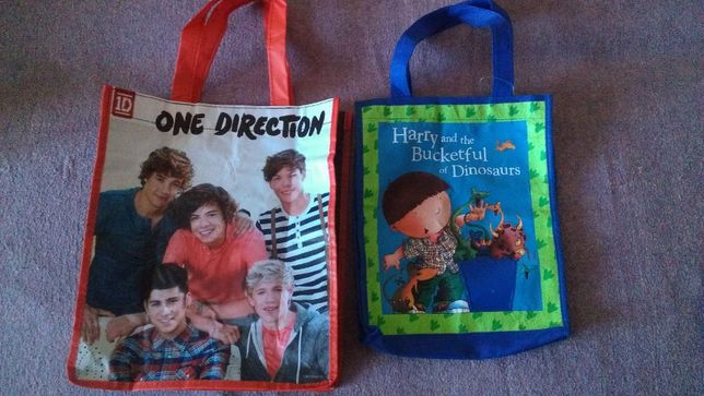 детские новые сумки