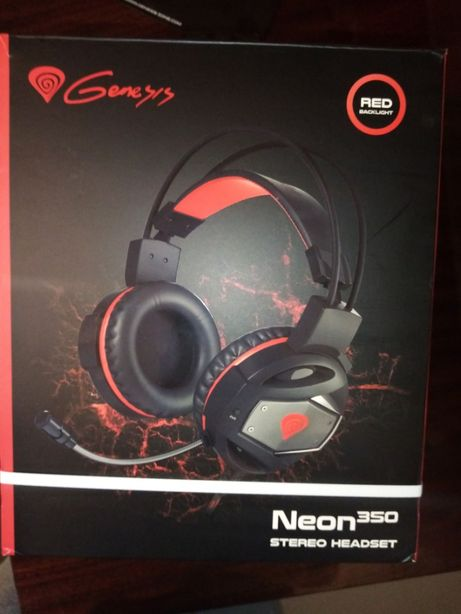 Sluchawki Genesis Neon 350