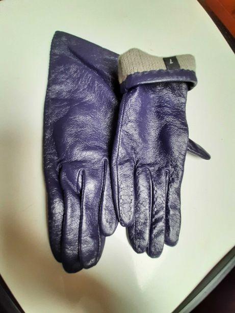 Rękawiczki damskie, ocieplane