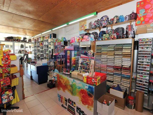 Loja no centro de Almancil, oportunidade de negoçio