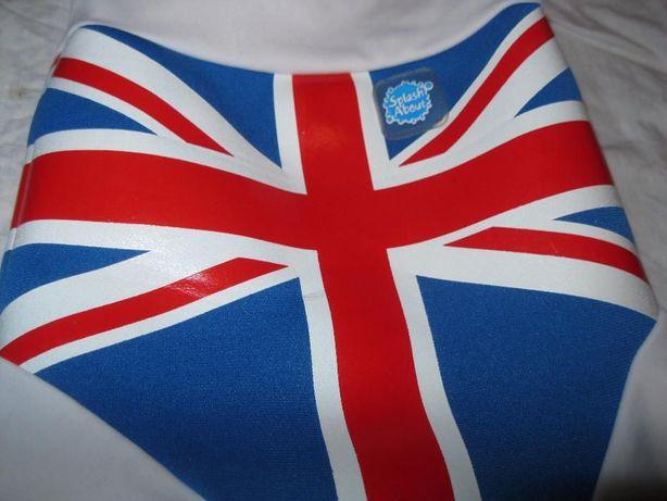 британский флаг шорты трусы детские непромокашки штанишки типа резины