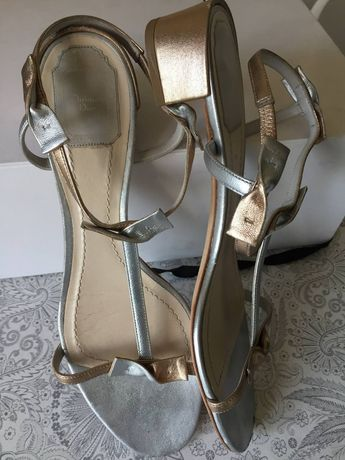 Сандали босоножки 40-41р.Christian Dior original