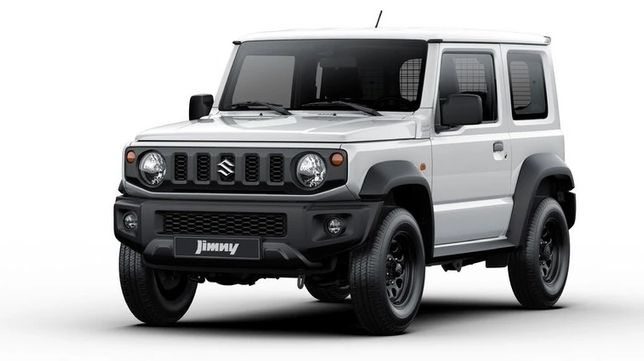 Suzuki jimny jedyny z 2021