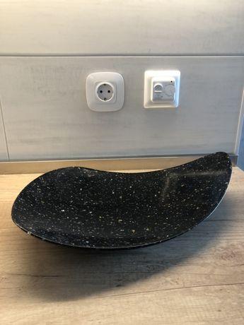 Каменная тарелка для фруктов, новая.КПИ
