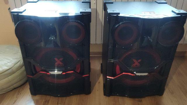 Sprzedam dwa głośniki LG 2900 Wat