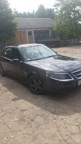 Saab 95  2.0 benzyna gaz zamiana