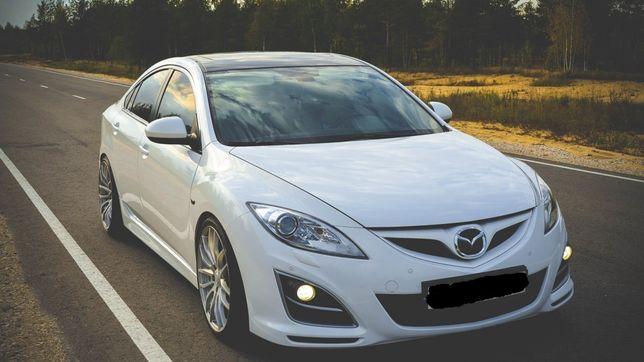 Крыло бампер Mazda