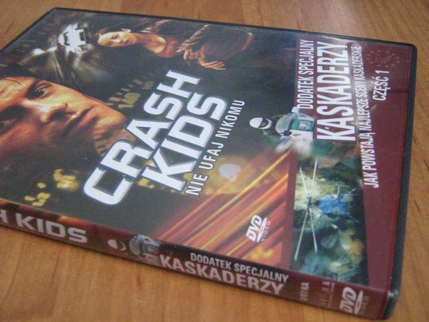 Film DVD Crash Kids / KASKADERZY cz. 1