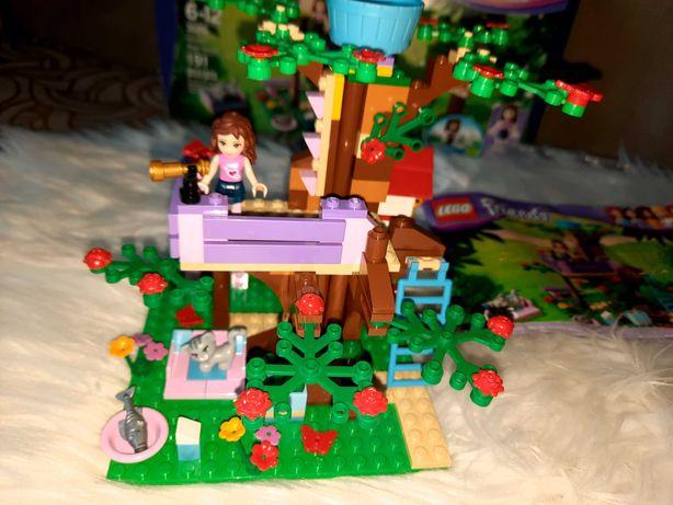 Конструктор Лего LEGO Friends 3065 оригинал Дом на дереве Оливии идеал