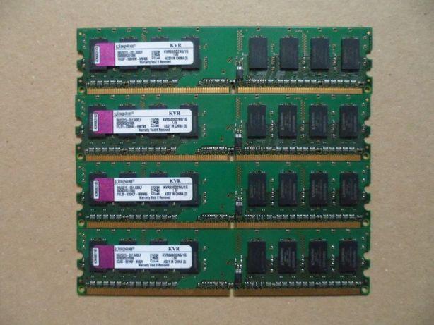 Оперативна пам'ять DDR2 Kingston 1 Гб 800 МГц (KVR800D2N6/1G)