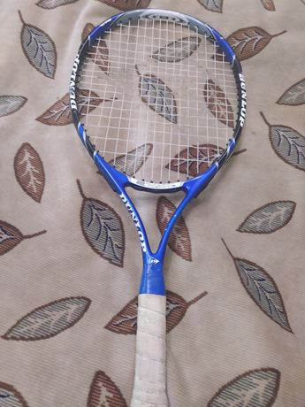 Детская теннисная ракетка  Dunlop