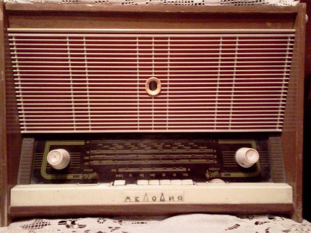 Радиола мелодия 64.Магнитофон ПРОТОН