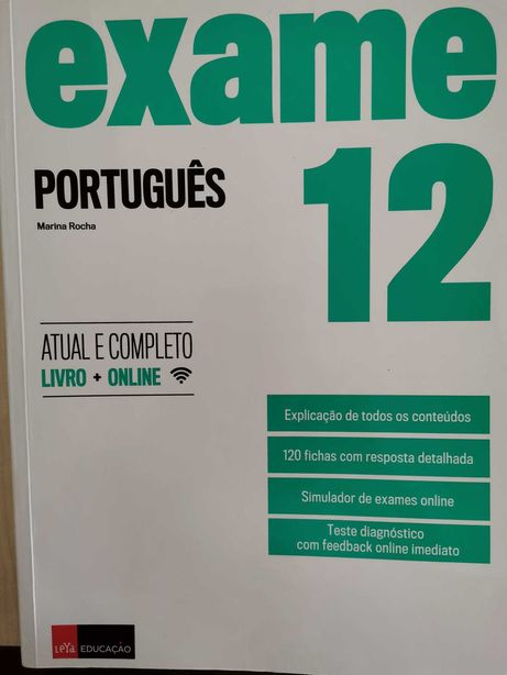 Manual Preparação Exame de Português 12º