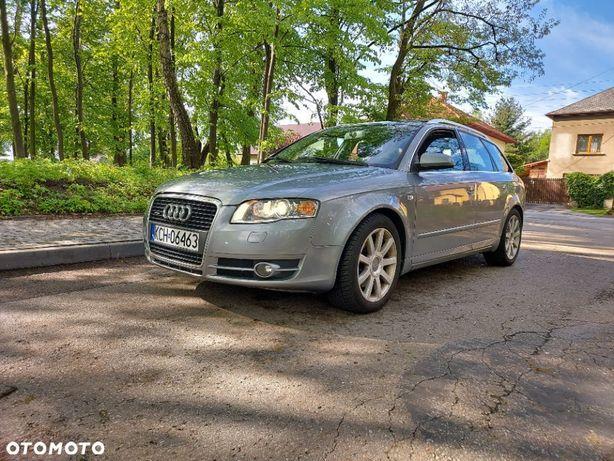 Audi A4 3.0 TDI 233km Automat Zarejestrowany Quattro Navi Xenon Zamiana