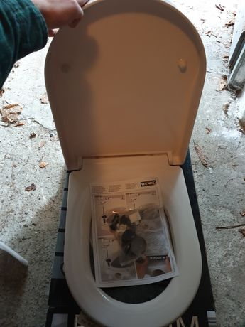 Deska sedesowa/toaletowa wenko Premium