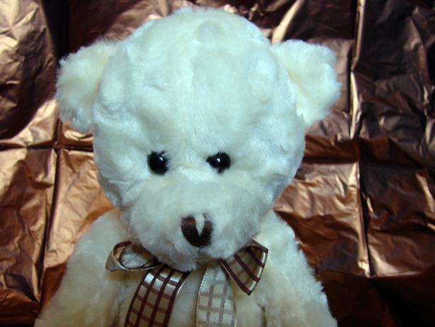 Продам мягкую игрушку Медвежонок с бантом
