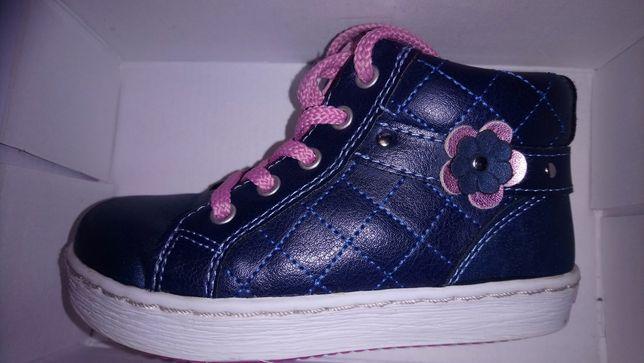 Buty buciki dziewczynka 24