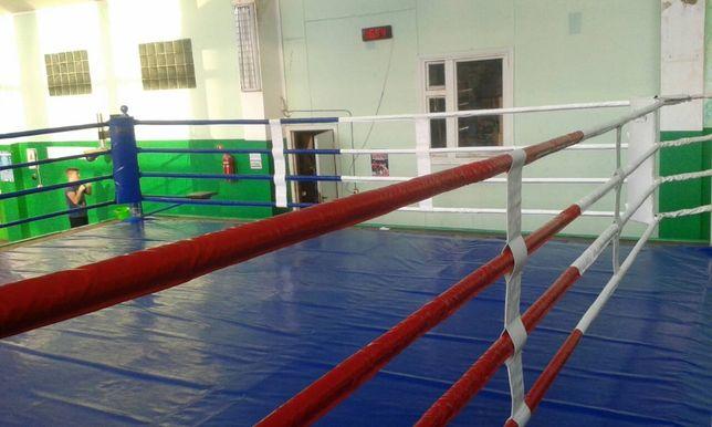 Канаты для бокса, на боксерский ринг, любая длина. Отличное качество.