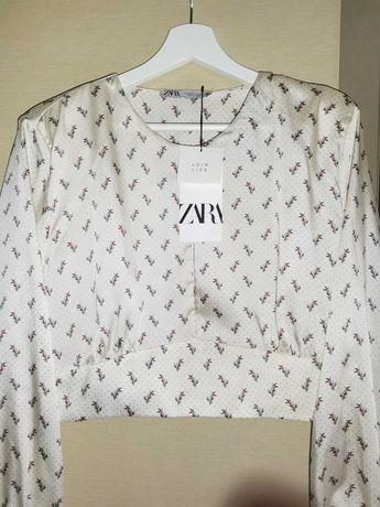 Bluzka Zara, nowa